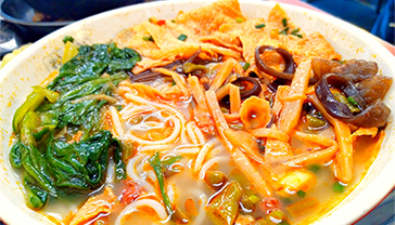 螺蛳粉汤料配方