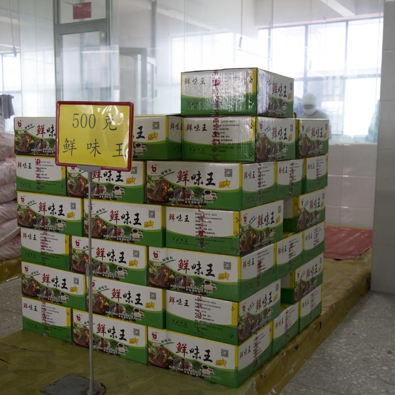 溢福调味:鲜味王盒装
